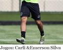 """Invicto com Carli, Emerson Silva tenta vender seu peixe de novo: """"Preparado"""""""