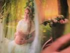Adriana Sant'anna mostra fotos de seu álbum de gestante na web