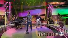 Banda Valente, de Estância Velha, se classifica para próxima fase (Reprodução/RBS TV)