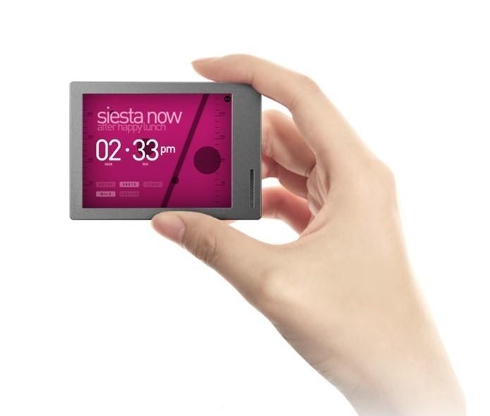 Cowon M2 conta com um consumo de bateria bastante reduzido