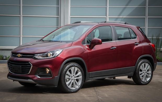 Chevrolet Tracker 2017 (Foto: Divulgação)