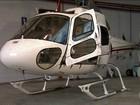 Em SP, três são presos suspeitos de transportar cocaína em helicóptero
