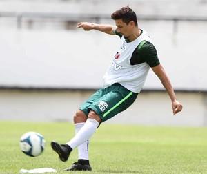 Léo Costa Santa Cruz (Foto: Marlon Costa/ Pernambuco Press)