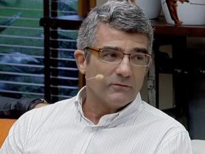 Médico explica microcefalia no É de casa (Foto: TV Globo)