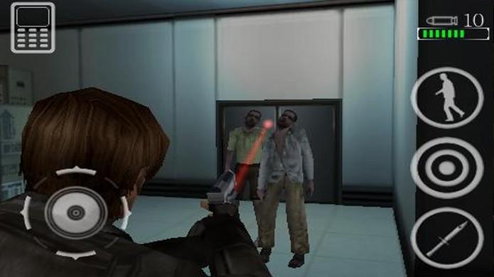 Resident Evil Degeneration traz uma aventura original exclusiva para smartphones e tablets (Foto: Slide To Play)