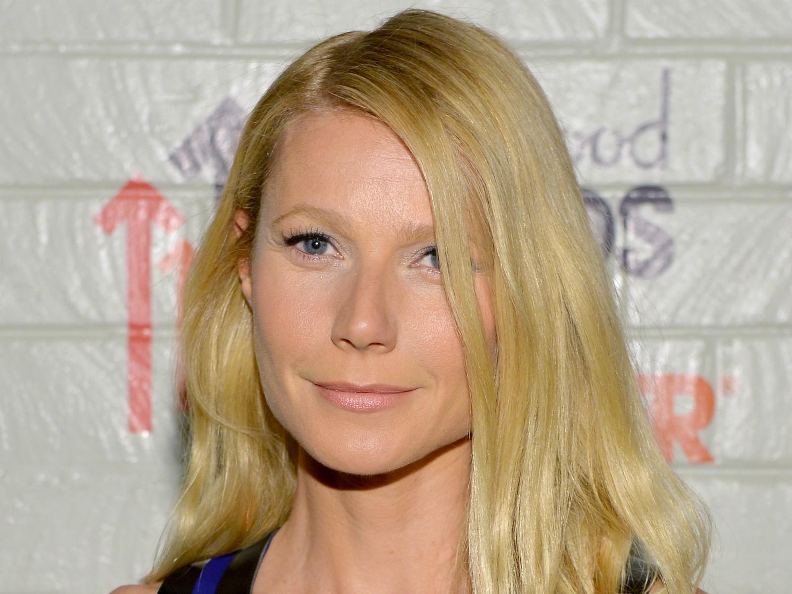 """""""Eu sou eu mesma. Não posso fingir que sou alguém que ganha [só] 25 mil dólares por ano"""" — Gwyneth Paltrow à 'Elle' britânica em 2009. À época, o valor citado equivalia a cerca de 49 mil reais. (Foto: Getty Images)"""