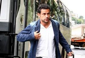 Fred, Seleção Brasileira (Foto: Márcio Iannaca)