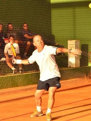 Tenistas acreanos venceram no primeiro dia dos Jogos Regionais do Sesi (Foto: Divulgação/Assessoria Fieac)