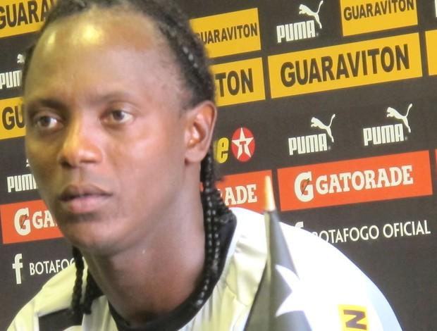 Andrezinho, Botafogo (Foto: Thales Soares / Globoesporte.com)
