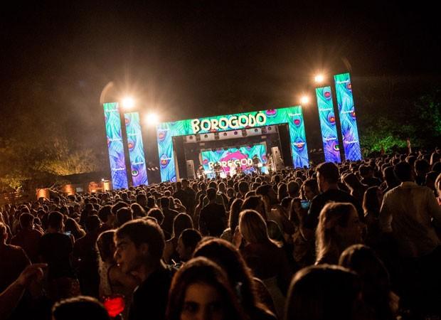Festa Borogodó agita público em Porto de Galinhas (Foto: Fernando Araújo/Divulgação)