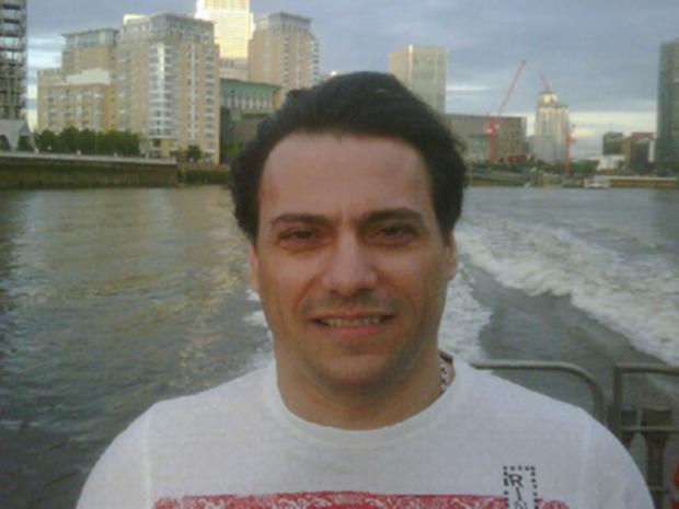Renato Rezende, rio-pretense de 47 anos foi encontrado morto em apartamento em Londres (Foto: Arquivo Pessoal)
