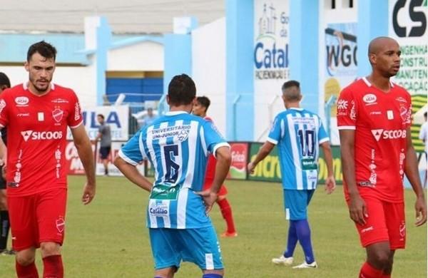 Crac x Vila Nova - Campeonato Goiano 2016 (Foto: Comunicação / Vila Nova)