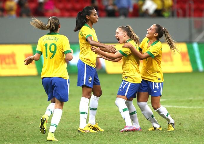 Seleção Brasileira Feminina (Foto: Mowa Press)