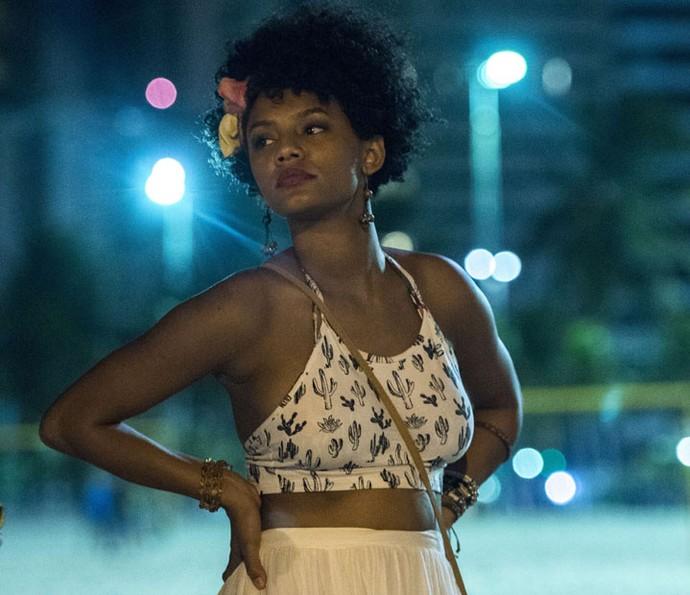 Jéssica Ellen será Rose, uma das protagonistas da minissérie (Foto: Globo/Estevam Avellar)