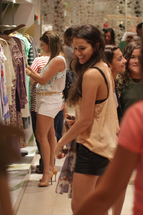 Bruna Marquezine (Foto: Derick Abreu/ Photo Rio News)
