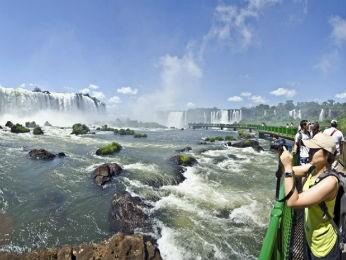 Justiça define nova data para proibir táxis no Parque Nacional do Iguaçu (Foto: Divulgação)