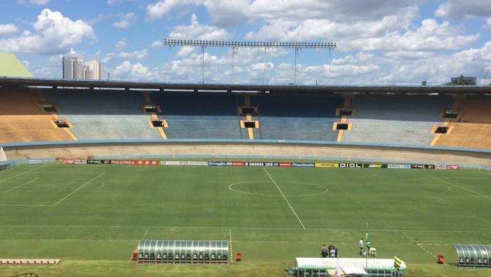 Estádio Serra Dourada (Foto: Vitor Santana / GloboEsporte.com )