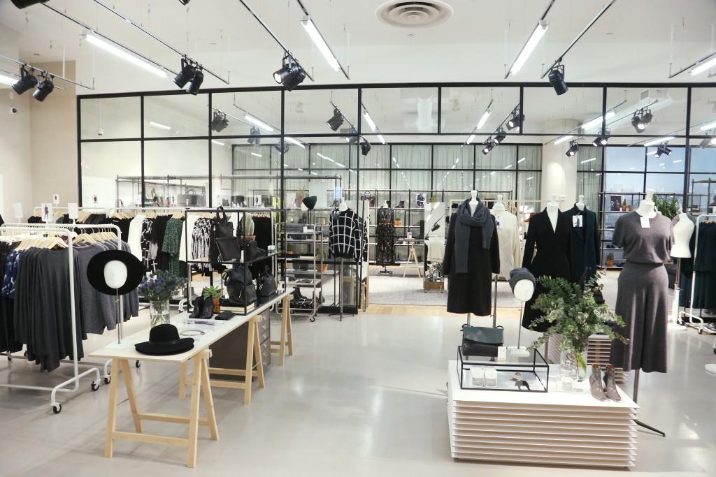 Nova loja da & Other Stories é a maior nos EUA (Foto: Thomas Iannaccone / WWD / Reprodução)