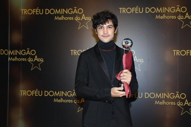Gabriel Leone (Foto: Delson Silva / AgNews)