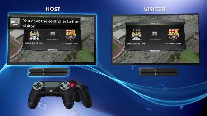 Share Play permite jogar com amigo que não tem o game (Foto: Reprodução/komputerswiat.pl)