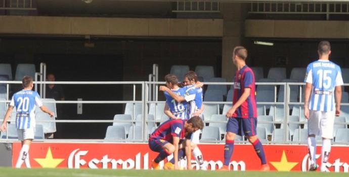 Leganés Barcelona B (Foto: Reprodução / Site Oficial)