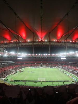 Maracanã Flamengo x San Lorenzo