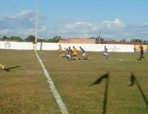 Picos e Piauí na decisão do Sub-19 (Foto: Francisco Filho/ TV Antares)