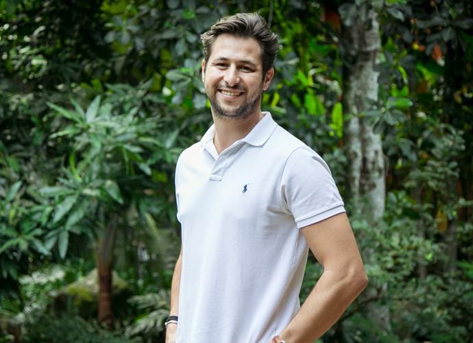 Emanuel, do BBB9, avalia sua passagem pelo reality e conta que está estudando Gastronomia (Foto: Isabella Pinheiro/ Gshow)