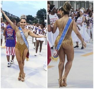 Mulher Melão (Foto: Ag.News/Anderson Borde e Marcello Sa Barretto)