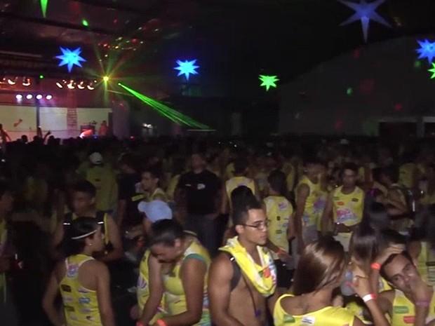 Um dos alvos da operação será impedir a venda bebida alcoólica para os adolescentes (Foto: Reprodução/TV Mirante)