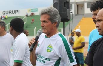 """""""Não é impossível a classificação"""", diz técnico do Gurupi sobre a Copa do BR"""