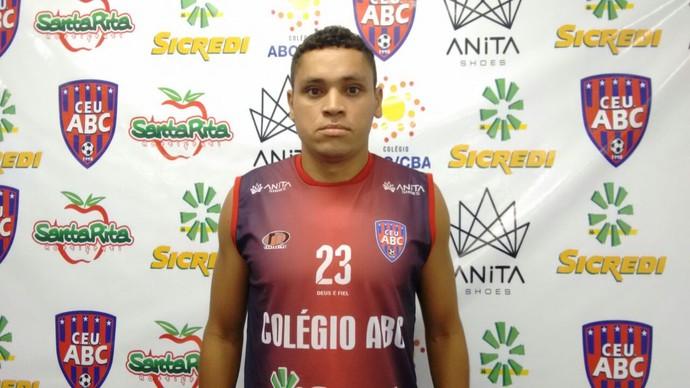 Marcelo, atacante, 25 anos (Foto: Hélder Rafael)