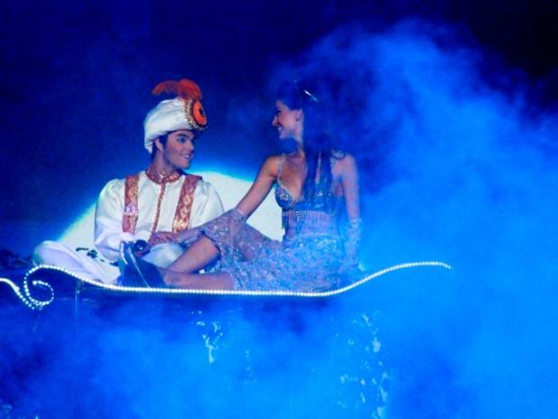 Princesas e seus respectivos príncipes serão as atrações do evento (Foto: Divulgação/Mega Eventos)