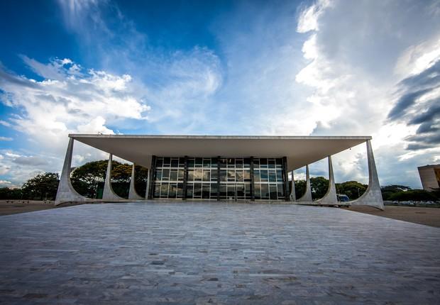Supremo Tribunal Federal  (Foto: Dorivan Marinho/SCO/STF)