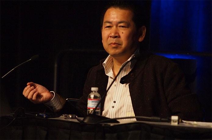 Criador de Out Run, Yu Suzuki (Foto: Divulgação/Sega)