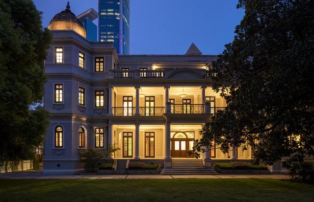 Novo centro cultural da Prada em Xangai (Foto: Divulgação)