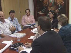 Prefeitura de Cubatão e CDHU se reúnem para agilizar auxílio moradia (Foto: Reprodução/TV Tribuna)