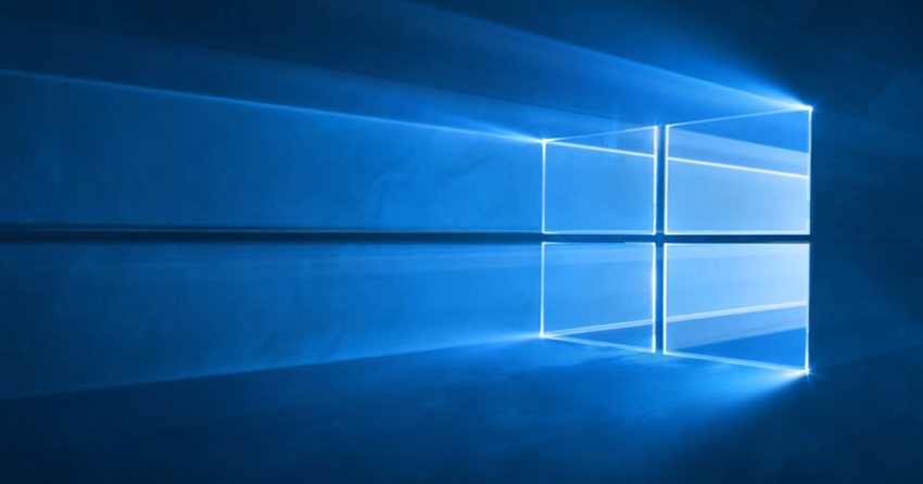 Windows 10 Original Wallpaper: Windows 10: Nova Build Já Traz O Microsoft Edge E Cortana