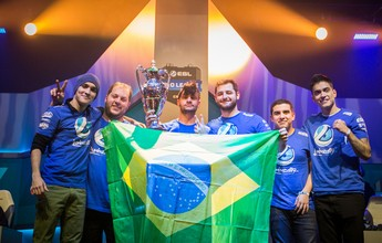 Com Brasil protagonista, Pro League de CS:GO começa nesta quarta em SP