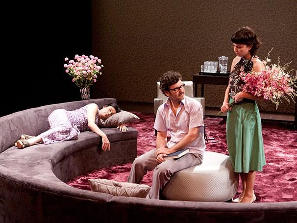 Virgínia Woolf ganha ares brasileiros em 'As Horas entre Nós' (Foto: Paula Kossatz)