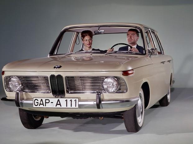 BMW 1500 (Foto: Divulgação)