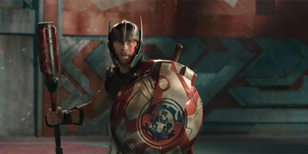 Confira abaixo o trailer de Thor: Ragnarok (Foto: reprodução)