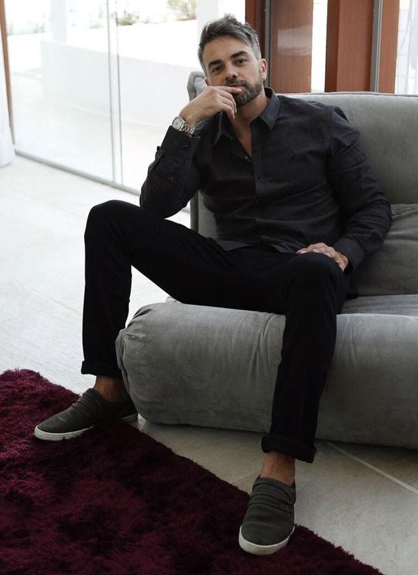 Marcio Kieling (Foto: Edu Rodrigues)