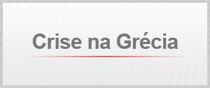 Agenda do dia: selo Crise na Grécia (Foto: Editoria de Arte/G1)