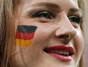 torcida alemanha eurocopa (Foto: Agência Reuters)