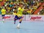 Qué se siente? Brasil bate Argentina e leva Sul-Americano antes do Mundial