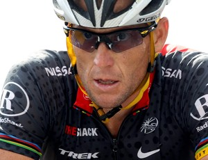 ciclismo  Lance Armstrong (Foto: Agência Getty Images)