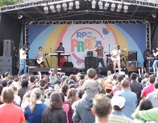 RPC na Praça em Toledo (Foto: Luiz Renato Corrêa/ RPC)