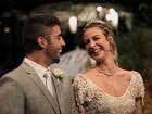 Exclusivo! Vídeo mostra os detalhes do casamento de Luana Piovani e Scooby