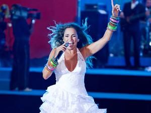 Daniela Mercury vai misturar músicas de novo disco com antigos sucessos. (Foto: Célia Santos/ Divulgação)